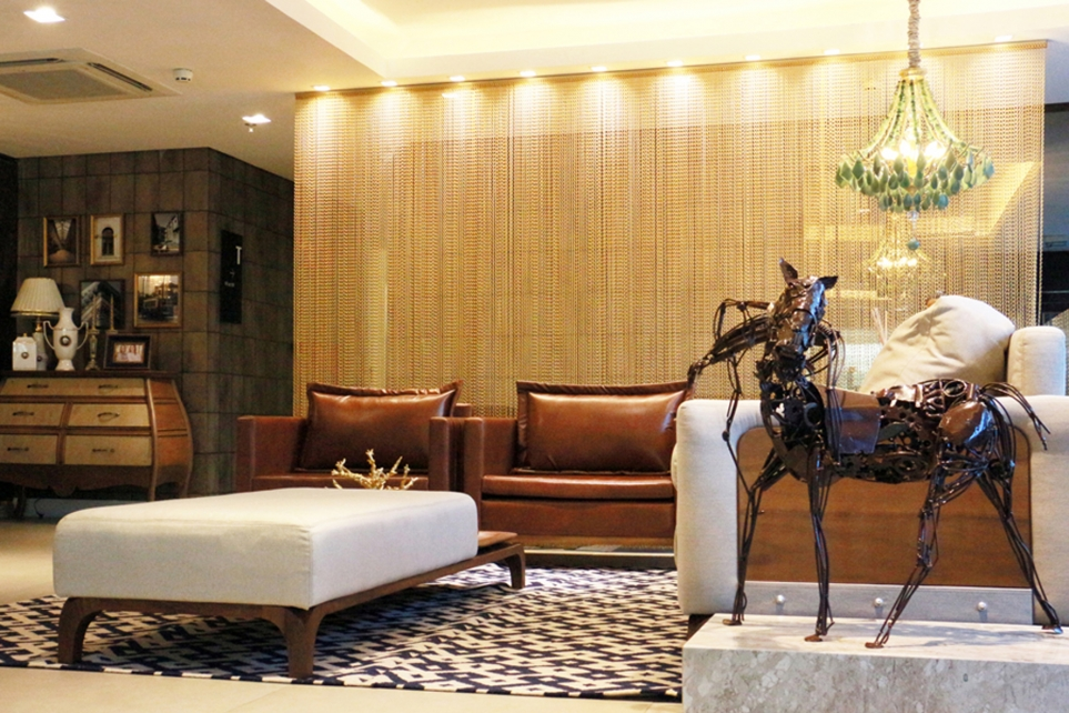 Lobby Natural Gastby - Casacor RS 2016